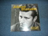 JOHNNY BURNETTE ( ROCK N' ROLL TRIO ) - CRAZY DATE : ROCK AND ROLL DEMO VOL.1 / 2004 US ORIGINAL Brand New SEALED LP