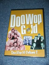 VA OMNIBUS - DOO WOP GOLD : DOO WOP 50 Volume 2 / 2002 US ORIGINAL Brand New SEALED DVD  ( PAL SYSTEM )