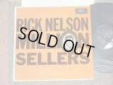 RICKY NELSON - MILLION SELLERS ( 2nd Press Label : Ex++/Ex+++) / 1964 US 2nd Press Label MONO LP
