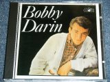 BOBBY DARIN - BOBBY DARIN ( ORIGINAL ALBUM + BONUS TRACKS ) / 1993 US ORIGINAL Brand New CD