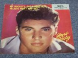 "RICKY NELSON - MY BUCKET'S GOT A HOLE IN IT / 1958 US ORIGINAL 7""SINGLE With PICTURE SLEEVE"