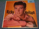 RICKY NELSON - RICKY NELSON ( 1st Press Label) (Ex++/Ex++) / 1957 US ORIGINAL BEAUTIFUL MONO LP