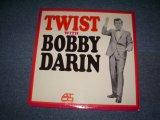 BOBBY DARIN - TWIST WITH BOBBY DARIN / 1961 US ORIGINAL 1st Press Label MONO LP