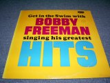 BOBBY FREEMAN - GET IN THE SWIM WITH / 1965 MONO US ORIGINAL LP