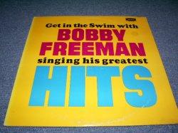 画像1: BOBBY FREEMAN - GET IN THE SWIM WITH / 1965 MONO US ORIGINAL LP