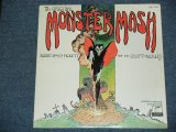 BOBBY PICKETT and The CRYPT-KICKERS ( MEL TAYLOR of THE VENTURES on DRUMS ??? ) - THE ORIGINAL MONSTER MASH / 1973 US RELEASE VERSION LP