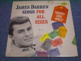 JAMES DARREN - SINGS FOR ALL SIZES / 1960s MONO US ORIGINAL LP