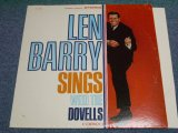 LEN BARRY os THE DOVELLS - SINGS WITH THE DOVELLS/ 1965 US ORIGINAL Stereo LP