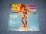 FRANKIE AVALON - MUSCLE BEACH PARTY ( Ex+,Ex/Ex+ ) / 1964 US ORIGINAL MONO LP