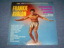 画像1: FRANKIE AVALON - MUSCLE BEACH PARTY ( Ex,Ex-/MINT- ) / 1964 US ORIGINAL STEREO Used  LP