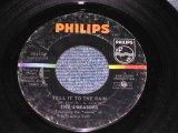 "THE 4 FOUR SEASONS - 'TILL IT TO THE RAIN / 1966 US ORIGINAL 7"" Single"