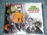 JOHN ZACHERLE - MONSTER MASH + SCARY TALES ( 2in 1 ) / 2010 UK & EU Press Brand New Sealed CD