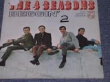 "THE 4 FOUR SEASONS - BEGIN' / 1967 US ORIGINAL 7"" Single With PICTURE SLEEVE"