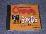 THE CRESTS - ISN'T IT AMAZING CRESTS 16 FABULOUS SONGS / 1996 US SEALED CD