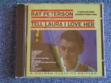 RAY PETERSON - TELL LAURA I L;OVE HER / 1997 US SEALED CD