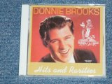 DONNIE BROOKS - HITS AND RARITIES / 1994 CANADA Brand New SEALED CD