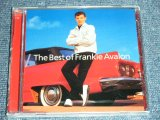 FRANKIE AVALON - THE BEST OF / 2005 GERMAN ORIGINAL Brand New Sealed CD