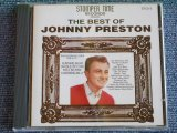 JOHNNY PRESTON - THE BEST OF / 1996 UK BRAND NEW CD