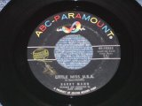 "BARRY MANN - LITTLE U..S.A. / 1961 US ORIGINAL 7"" SINGLE"