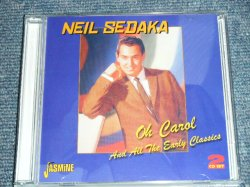 画像1: NEIL SEDAKA - OH CAROL AND ALL THE EARLY CLASSICS ( 2CD's) / 2010 UK/CZECH REPUBLIC BRAND NEW 2 CD
