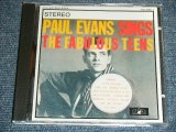 PAUL EVANS - SINGS THE FABULOUS TEENS ( ORIGINAL ALBUM + BONUS TRACKS ) / 1993 US ORIGINAL Brand New CD