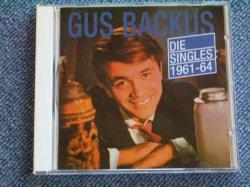 画像1: GUS BACKUS - DIE SINGLES 1961-64 / 1995 GERMANY BRAND NEW CD
