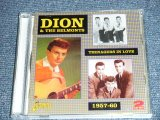 DION & THE BELMONTS - TEENGAE IN LOVE 1957-60 / 2010 UK/CZECH REPUBLIC BRAND NEW 2 CD