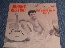 """画像1: JOHNNY RESTIVO - THE SHAPE I'M IN / 1960s US ORIGINAL 7""""SINGLE With PICTURE SLEEVE"""