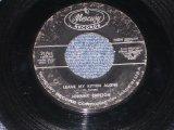 "JOHNNY PRESTON - LEAVE MY KITTENALONE / 1961 US ORIGINAL 7"" SINGLE"