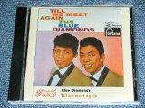 BLUE DIAMONDS - TILL WE MEET AGAIN /2011 FRANCE FUN CLUB Limited Relaesed CD-R