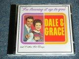 DALE & GRACY - I'M LEAVING IT UP TO YOU ( ORIGINAL ALBUM + BONUS TRACKS ) / 1992 US ORIGINAL Brand New CD