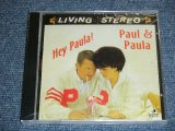 PAUL & PAULA - HEY PAULA ( STEREO ORIGINAL ALBUM + BONUS TRACKS ) / Brand New SEALED CD