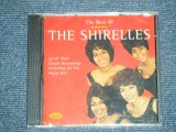 THE SHIRELLES - THE BEST OF / 1992 UK Brand New SEALED CD