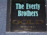 THE EVERLY BROTHERS - GOLD GREATEST HITS / 1993 EU Brand New CD