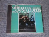 THE SHIRELLES & KING CURTIS - GIVE A BTWIST PARTY / 1993 US  Brand New SEALED CD