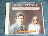 GENE PITNEY - I MUST BE SEEING THINGS & SOMETHING'S GOTTEN HOLD OF MY HEART ( 2 in 1 ) / 1995 GERMAN  BRAND NEW CD