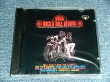 VA OMNIBUS ( BILL HALEY, FIVE SATINS, SHEP & THE LIMELITES, MELLO KINGS, PENGUINS, APRIS, SPANIELS, GARY U.S. BONDS ) -  1950'S ROCK & ROLL REVIVAL /1992 CANADA  BRAND NEW SEALED CD BB BHOLE
