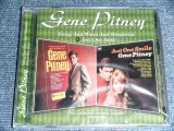GENE PITNEY - YOUNG and WARM and WONDERFUL & JUST ONE SMILE  ( 2 in 1 ) / 1997 UK BRAND NEW Sealed  CD