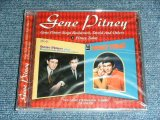 GENE PITNEY - SINGS BACHARACH, DAVID and OTHERS + PITNEY TODAY  ( 2 in 1 ) / 1997 UK BRAND NEW Sealed  CD