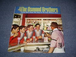 画像1: THE OSMOND BROTHERS - THE NEW SOUND OF / 1965 US ORIGINAL MONO LP