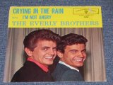 "The EVERLY BROTHERS - CRYING IN THE RAIN / 1961 US ORIGINAL 7""SINGLE With PICTURE SLEEVE"