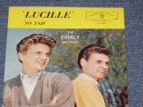 "The EVERLY BROTHERS - SO SAD / LUCILLE ( Ex+++/MINT- ) / 1960 US ORIGINAL 7""SINGLE With PICTURE SLEEVE"