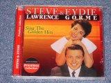 STEVE LAWRENCE & EYDIE GORME  - SING THE GOLDEN HITS   / 1990 US  Sealed  CD