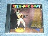 V.A. OMNIBUS - TEEN-AGE BOP! / 2002 SWEDEN ORIGINAL Brand New CD