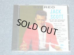 画像1: JACK SCOTT - 34 OF HIS BIGGEST HITS ON ONE CD / 1998? US ORIGINAL Brand New Sealed CD