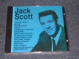 JACK SCOTT - JACK SCOTT / 1994 SPAIN SEALED CD   / 1998? US ORIGINAL Brand New Sealed CD