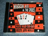 WARREN ACE & THE DUKES - WHY WALTZ WHEN YOU CAN ROCK AND ROLL / 1990's GERMANY Brand New SEALED CD