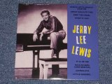 JERRY LEE LEWES - GREAT BALLS OF FIRE / 1996 FRANCE Sealed MIN-LP PAPER SLEEVE CD