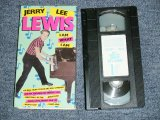 JERRY LEE LEWIS - I AM WHAT I AM / 1987 US ORIGINAL NTSC system VIDEO