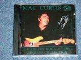 MAC CURTIS - THE ROLLIN' ROCK & REBEL SINGLES / 1995 SWEITZERLAND ORIGINAL Brand New CD